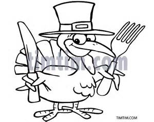 free drawing of thanksgiving turkey bw from the category thanksgiving timtim