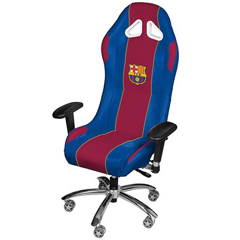 siege psg subsonic football gaming chair fc barcelone siège pc