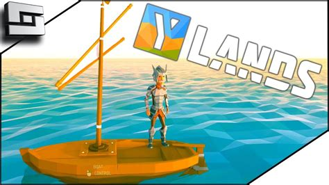 How To Make A Boat Ylands by New Boat And Exploring Ylands Gameplay E6