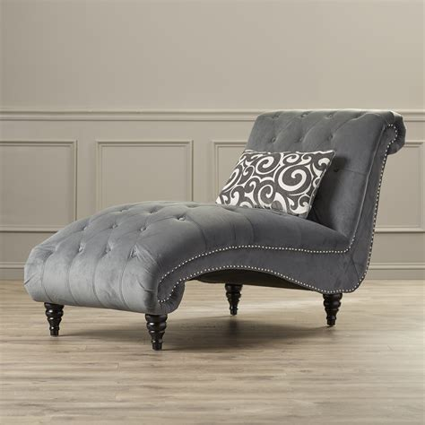 chaise a house of hton kirkby chaise lounge reviews wayfair