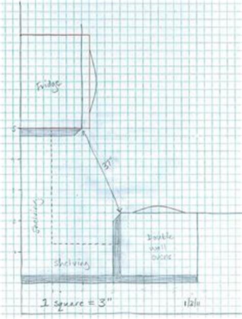 corner pantry dimensions  kitchen layouts google
