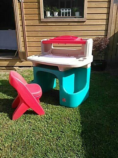 step 2 desk with chair step 2 activity desk and chair for in carlow town