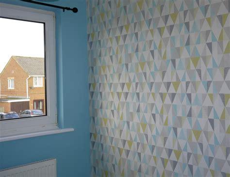 boys bedroom blue grey  yellow renovation bay bee