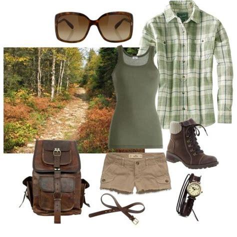 Cute Summer Hiking Outfits - Oasis amor Fashion
