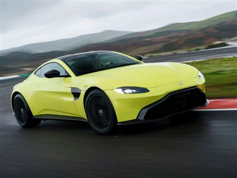 2019 Aston Martin Vantage Is A Legitimate