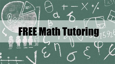 Free Math Tutoring  Family Eguide
