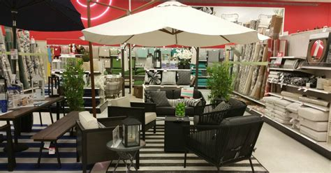 target sale of the season up to 30 patio