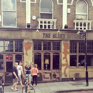 The Blues Kitchen in Camden Town, Greater London ...