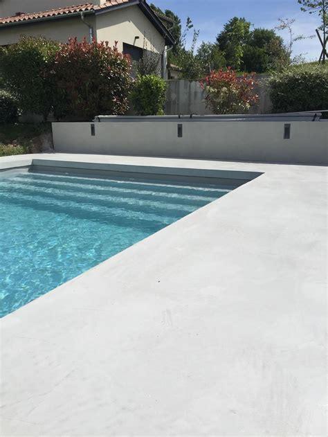 beton cire exterieur piscine nos ext 233 rieurs jp services habitat b 233 ton cir 233 lyon villefranche pays de gex et oyonnax
