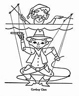 Coloring Puppet Toys Cowboy Five Master Nights Stage Sheets Template String Freddys Sheet Ages Popular Coloringhome Honkingdonkey sketch template