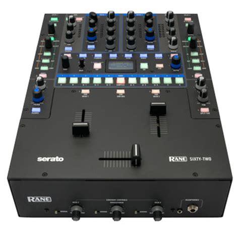 Rane Sixty-Two DJ Mixer including Serato DJ
