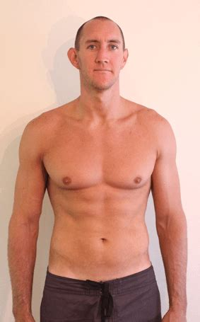 male body visually estimating percentage ruled me