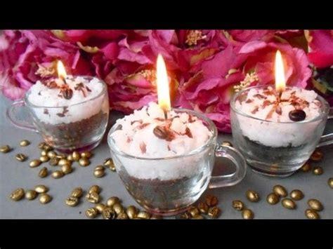 fabriquer des bougies originales