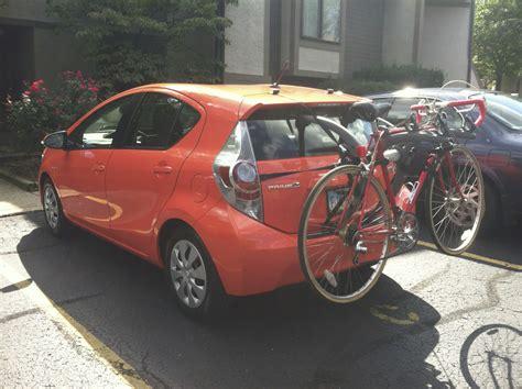 bike rack for hatchback bike rack for hatchback with spoiler saris bones bike