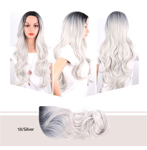 Alileader High Quality Wholesale Ombre Body Wave Synthetic