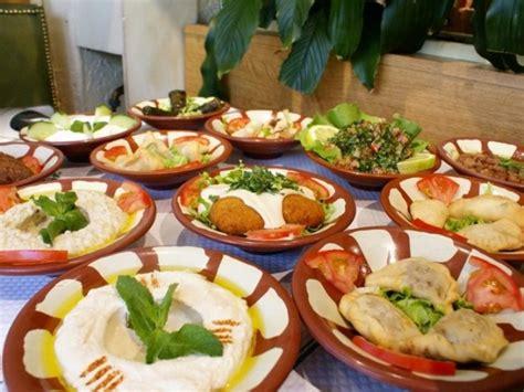 cuisine libanaise mezze carte et menus prix les cèdres du liban