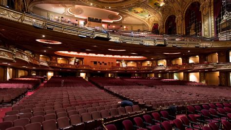 wang theatre seat replacement time lapse youtube