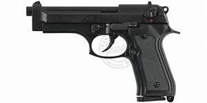 Vidéo De Pistolet : pistolet alarme kimar mod 92 noir 9mm arme de defense ~ Medecine-chirurgie-esthetiques.com Avis de Voitures