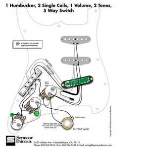 Fender Fat Strat Wiring Diagram