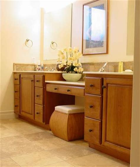 bathroom cabinets with make up vanities bathroom cabinets