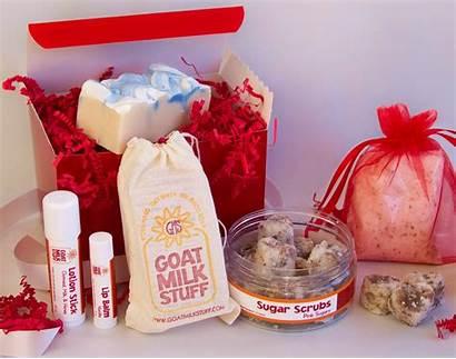 Stuff Milk Goat Bath Gift Box Soap