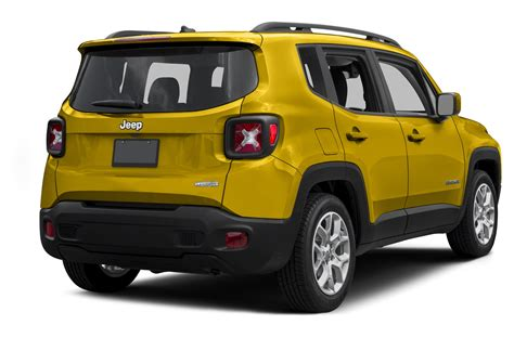 Jeep Renegade Photo by 2015 Jeep Renegade Price Photos Reviews Features