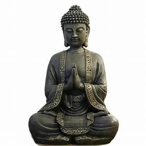 statue boudha statuette bouddha grande sculpture statue With marvelous deco jardin zen exterieur 4 statue bouddha deco jardin khenghua