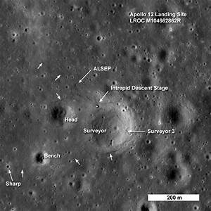 Apollo 11 Landing Site From Earth - Pics about space