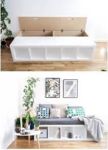 Banquette De Salon Ikea by 17 Meilleures Id 233 Es 224 Propos De Meubles Sur Pinterest