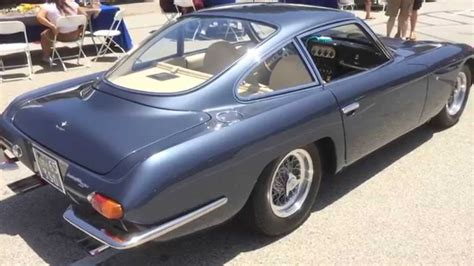 1965 Lamborghini 350 GT - The First Lamborghini Car - YouTube