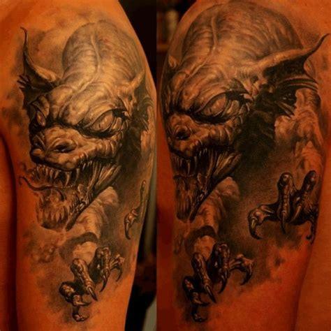 Dragon Tattoo By Dmitriy Samohin  Tattoos Pinterest