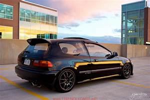 nice 1995 honda civic hatchback si car images hd ...