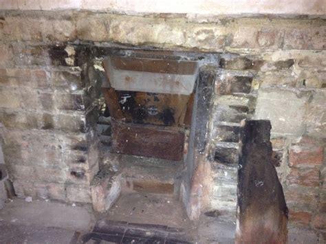 removal   boiler chimneys fireplaces job