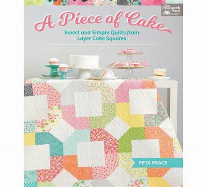 Cake Piece Layer Squares Quilting Quilt Giveaway
