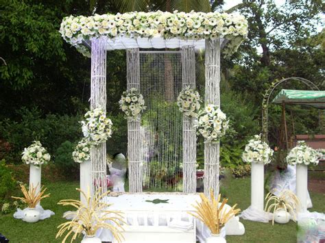 Garden Decoration In Sri Lanka by Outdoor Wedding Decorations In Sri Lanka Wedding Dress