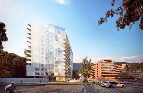 Galería de Richard Meier diseña edificio residencial en ...