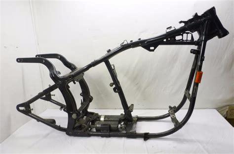 Oem Harley Davidson 1992 Softail Frame W. Swing Arm Ez Reg