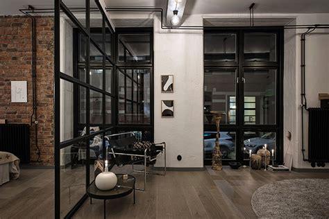 loft estilo industrial  sala cozinha  quarto