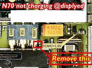 Nokia N70 Not Charging Problem Picture Help