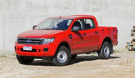 Ford Mid Size Truck by Global 2012 Ford Ranger Scores Highest In Crash Tests