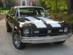 1976 Chevy Nova SS