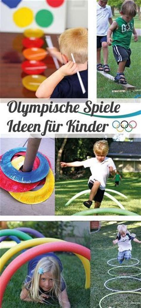 Kindergeburtstag Garten Ideen by Die 25 Besten Ideen Zu Spiele F 252 R Drau 223 En Auf