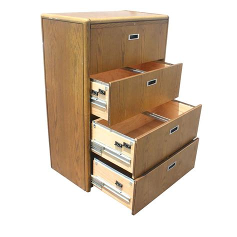 wooden cabinet with drawers files organizer ideas for your home office with ikea wood