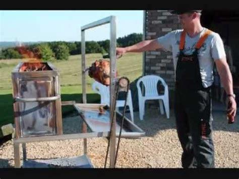 mon tourne broche maison pour mon barbecue musica movil musicamoviles