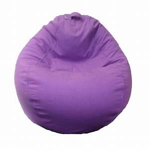 Purple, Bean, Bag, Chair