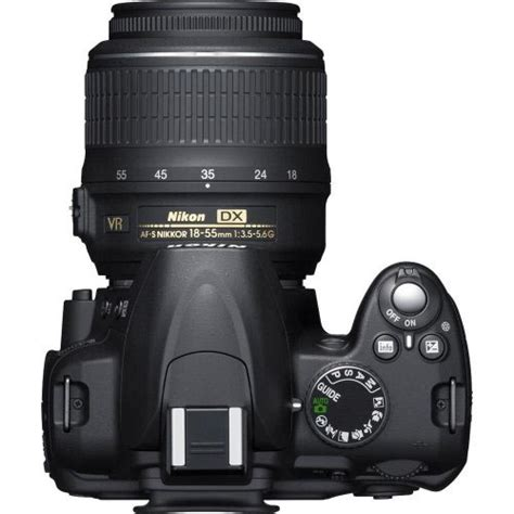 nikon d3000 10 2mp digital slr nikon d3000 10 2mp digital slr with 18 55mm f 3 5 5