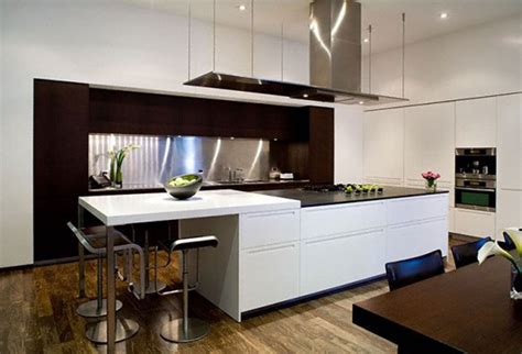 Modern Kitchen Interior Designs  Homesfeed