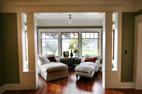 Sitting Room With View Of Greenlake-traditional-living
