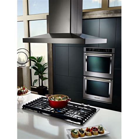 kitchenaid kcgsess stainless steel gas cooktop  whith  burners