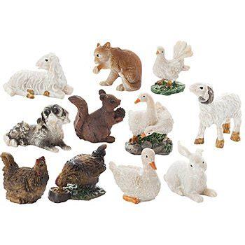 Tiere Aus Kunststoff, 2  3,5 Cm, 11teilig Online Kaufen